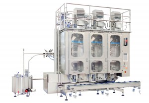 ASEPTIC VERTICAL FOR FILL SEAL VFFS MACHINE